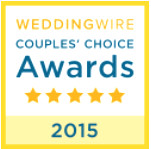 wedding wire couple's choice awards 2012-2016