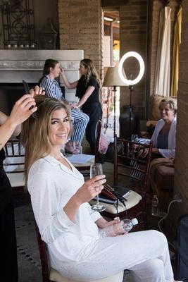 Elegant modern santaluz club wedding in San Diego, CA.